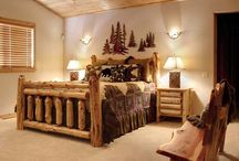 Log Furniture / Interiors on Fox Farm Road has Big Bear Lake's largest selection of log furniture, perfect for your mountain home!