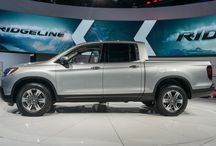 2017 Honda Ridgeline / The 2017 Honda Ridgeline is incredible! The newest redesign features awesome technology, space and power perfect for anything from family lifestyle to rogue wilderness driving! Between you and me, it is the perfect tailgate for tailgating!