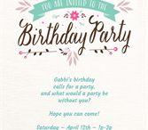 Invitationer / Ideer til invitationskort