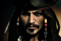 Jack Sparrow  / by Todd Sweeney