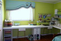 Craft Room / by Ashley Devon