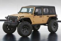 2013 Jeep MOAB Concept Vehicles
