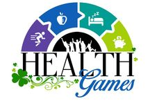 March first Healthy Games Challenge / by Jennifer Ivey