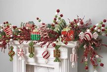 Holiday decorating ideas / by Bricey Wheeler