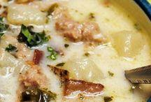 Soups n chowders