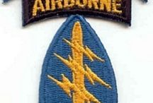 U.S.ARMY. SPECIAL FORCES PATCHES