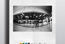 Kalendarz Kolei Śląskich 2014 / Sezon na kalendarze w pełni. Z przyjemnością prezentujemy wyjątkowy projekt, jaki mieliśmy przyjemność zrealizować dla jednego z naszych klientów. Kalendarz Kolei Śląskich na 2015 rok tworzy 13 fotografii wykonanych przez fanów kolejnictwa. Zdjęcia powstały w trakcie dwudniowych warsztatów fotograficznych. Na kartach kalendarza uwiecznieni zostali pracownicy Kolei Śląskich, pociągi oraz śląskie dworce.