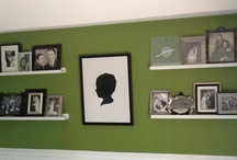 Ideas for picture displays/wall