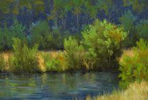 Paula Ann Ford pastel