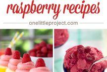Desserts - Fruits
