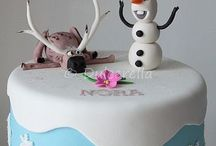 Frozen Theme / by Julie Herman Events