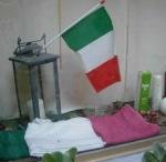 Viva Italia! Red, White & Green