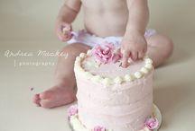 Cake smash / by Maci Antonuccio