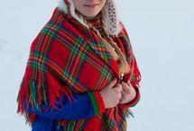 Inspirations ~ Sami People