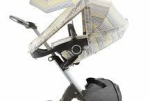 Stroller Accessories & Add-Ons / All the extras you need to make your stroller even better! / by PishPosh Baby