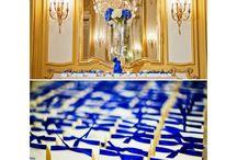 Blue Wedding / Blue Wedding Details | Royal Blue Wedding | All images by Carasco Photography http://www.carascophoto.com/weddings