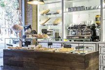 Пекарня, кофейня