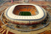 Stadiums & Venues / by Freddy Gonçalves