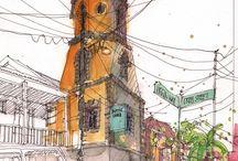 sketch city