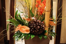 Flowers: Luscious Lobby Florals
