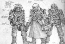 Warhammer 40k Titan Related Stuff