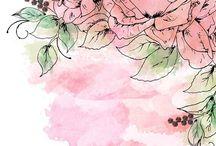 Backgrounds - Rhonna Designs