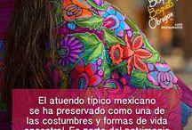 Atuendos Mexicanos