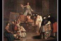 Pietro Longhi (Venise 1701-1785)