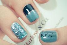 Nails. / by Kelsey Peppler