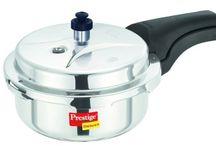 Prestige Deluxe Stainless Steel Pressure Cooker