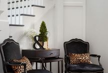 French Bergere & louis Arm Chair in Velvet