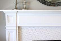 Fireplace / by Christie Pruden