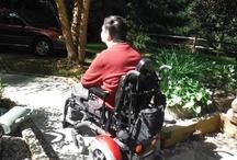Spinal Cord Injured