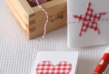 Heart Vichy DIY