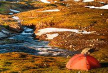 kamperen noorwegen