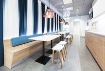 Attendo / Office of Attendo in Helsinki, designed by Kohina.