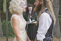 Rustic Weddings / Whether you plan to wed in a barn, forest or field, these rustic & bohemian wedding details are sure to get you inspired!