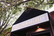 Galleria Marchetti Spaces