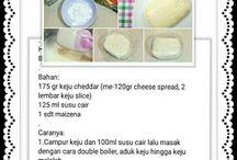 Buat cream cheese