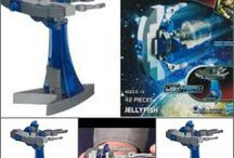 Kreo Star Trek – Jellyfish Construction Set