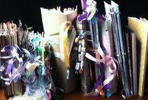 handmade journals and bookbinding ideas