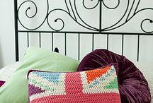 crochet, knit and needlework