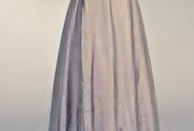 Vintage maternity gowns