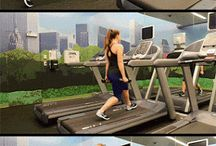 Treadmill Exercises