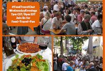 #FoodTravelChat