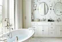 Powder Room / Island living