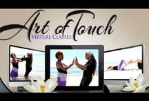 """Create Your Own Touch Masterpiece / September is National Self Improvement Month and as VKI continues to offer self care training and resources that encourage optimal health, we introduce to you the new and improved """"Create Your Own Touch Masterpiece"""" multimedia e-book. Receive your gift in your inbox when you subscribe to """"Health and Healing Chronicles."""" Become a Touch Artist and enhance bonding in your loving relationships."""