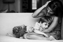 Mama and me / Images of mamis and kids