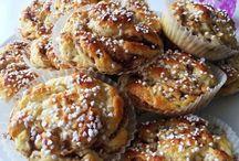 bakning (onyttigt, men gott)