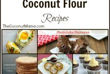 Coconut flour recipes / by Jennifer Schiel